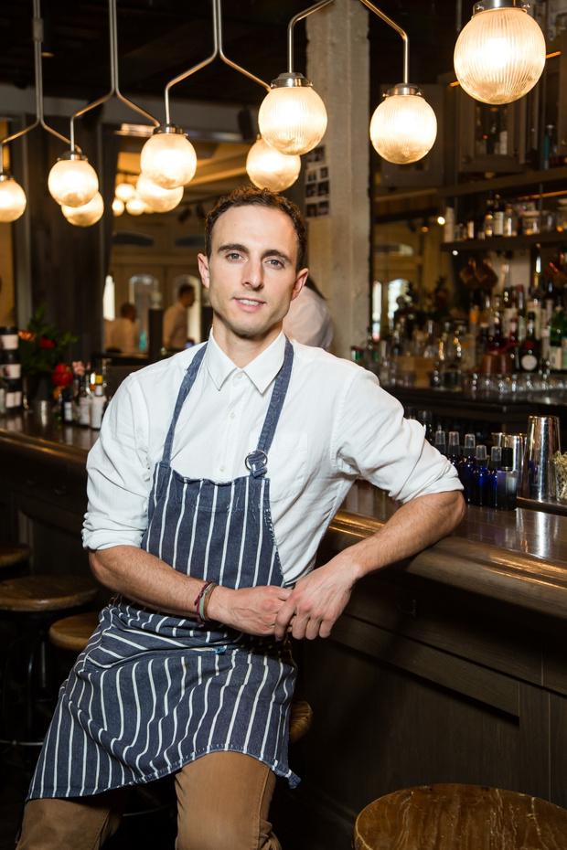 Фото №1 - Шеф-бармен нью-йоркского Saxon+Parole Максим Белфанд о том как...
