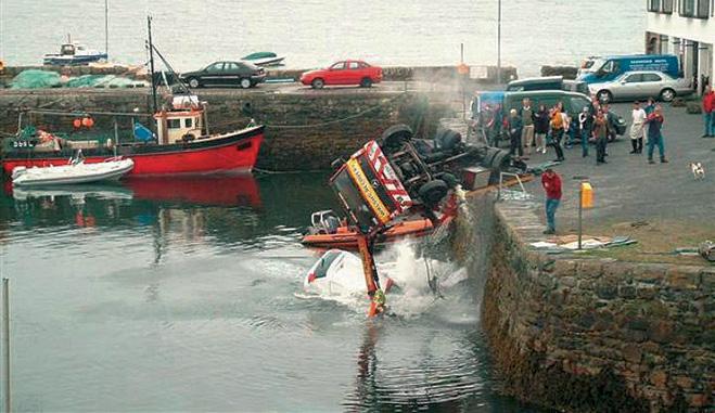 Фото №7 - Краш бест! 8 зрелищных аварий со всего света