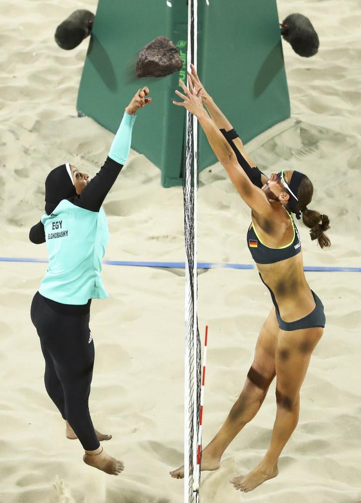 Фото №16 - Лучшие шутки про Олимпийские игры 2016