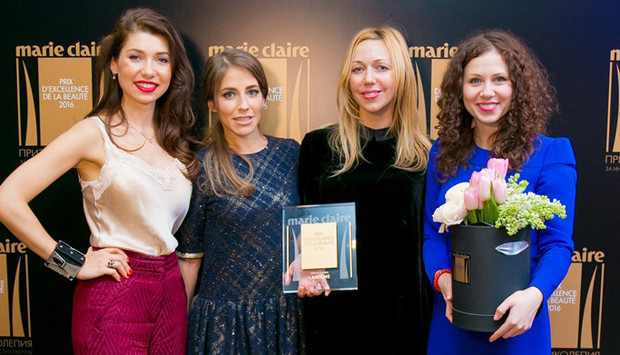 Фото №6 - Marie Claire вручил премию в области красоты Prix d'Excellence de la Beauté 2016