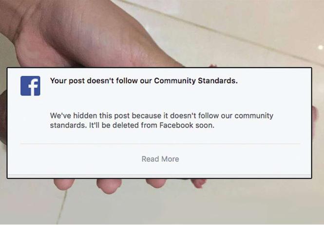 «Фейсбук» забанил фото щенка. И в этот раз мы его понимаем!