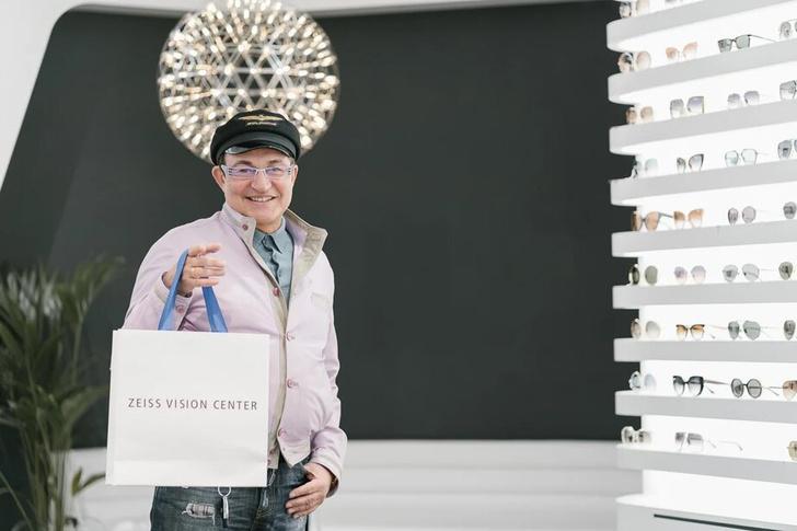 Фото №2 - В ZEISS VISION CENTER в Москве устроили торжественное открытие