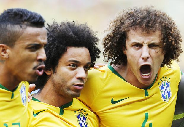 Фото №1 - Они сыграют на ЧМ. Группа E. Бразильцы едут в Россию, чтобы их опять унизили?