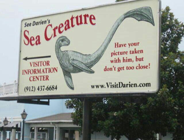 Фото №3 - Лох-несское чудовище выбросилось на берег в США!