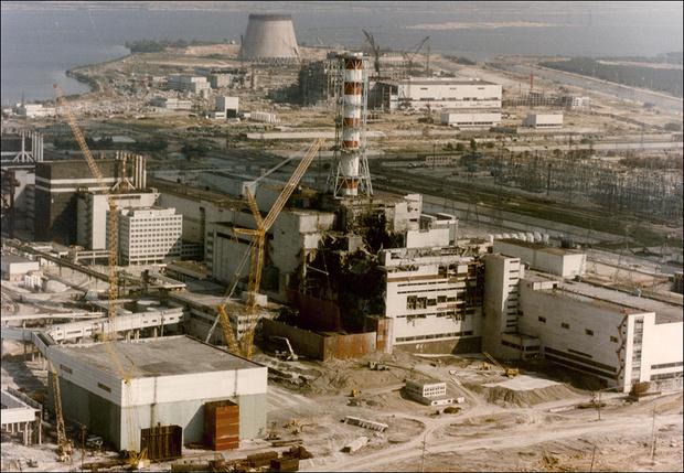 Фото №1 - Первый канал обещал показать свой фильм про Чернобыль 22 июня