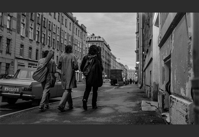 Фото №1 - Фильм про Цоя доделывается в экстремальных условиях