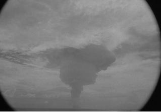 Ого-го! Недавно рассекреченное ВИДЕО взрыва 10-мегатонной ядерной бомбы