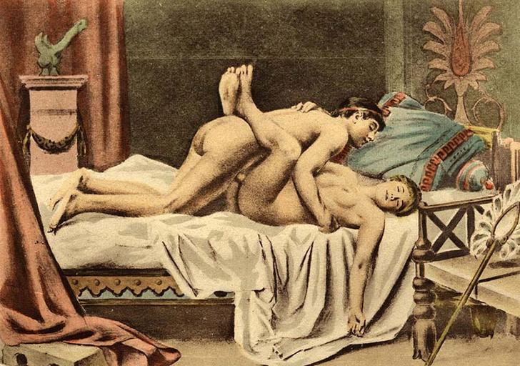 Фото №1 - Сексперт: сексуальные игры в браке