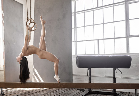 Олимпиада-2016: обнаженная гимнастка взяла золото, Ефимова опозорила Фелпса, русская «Белая акула»