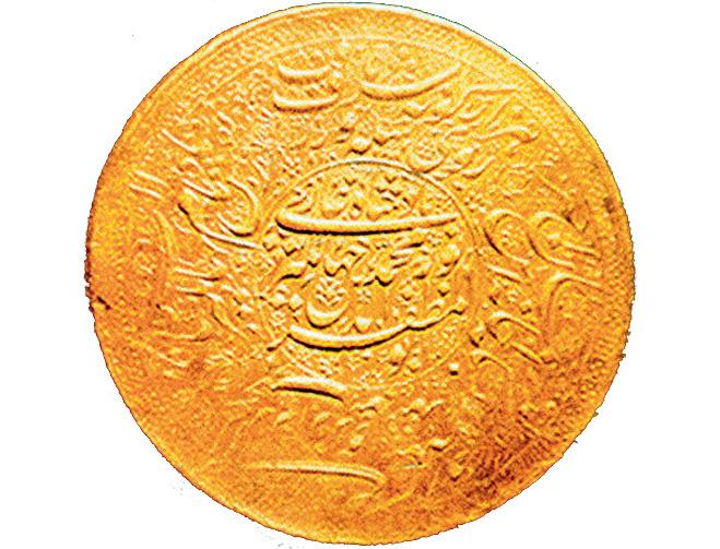 Монеты-гиганты