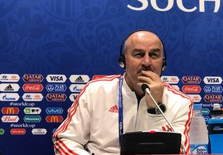 Станислав Черчесов: «В моем возрасте мечтать уже нельзя. Но есть цель — победить Хорватию»