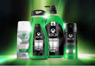 Microsoft и Axe анонсировали мужскую косметику с запахом Xbox