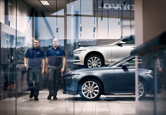 Volvo Car Russia переходит на новый уровень заботы о клиентах