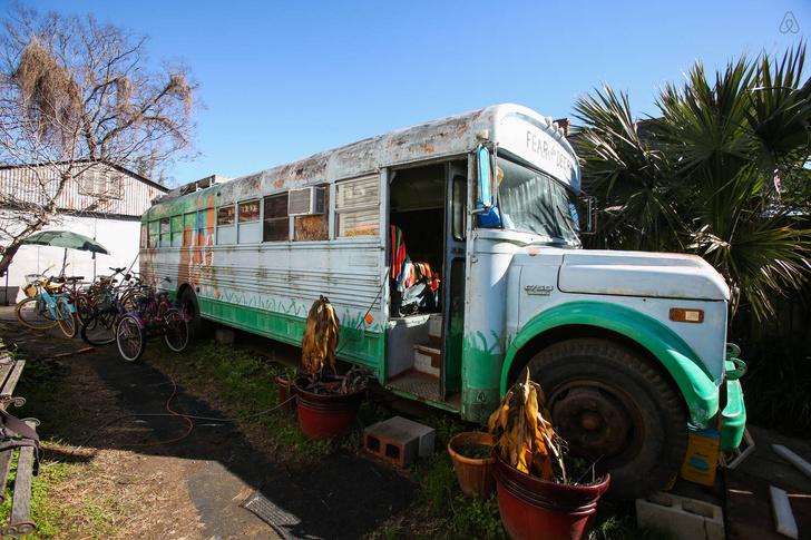 Хиппи-автобус