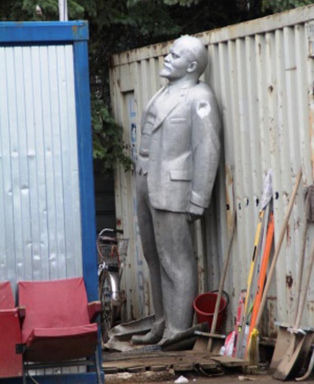 Фото №14 - Самые дурацкие памятники Ленину