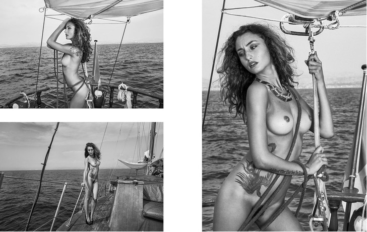 Фото №6 - Французский эротический журнал опубликовал две съемки, мимо которых мы не смогли пройти