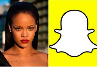 Рианна осудила рекламу в Snapchat, и акции приложения обрушились почти на миллиард долларов!