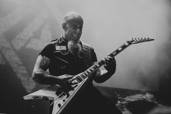 Фото №13 - Как разверзался ад на концерте трэш-металлистов Slayer и Anthrax