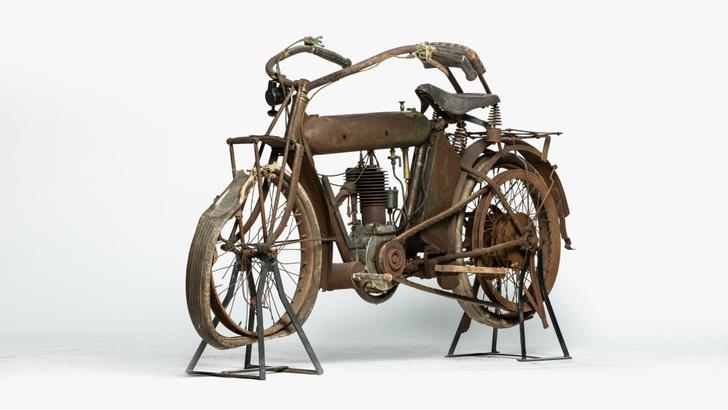 Фото №8 - Где купить раритетный мотоцикл