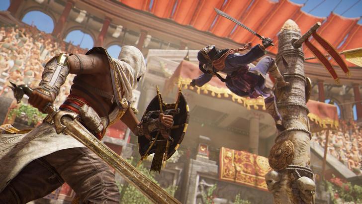 Фото №1 - Экскурсия в Древний Египет: как из игры Assassin's Creed Origins делают виртуальный музей