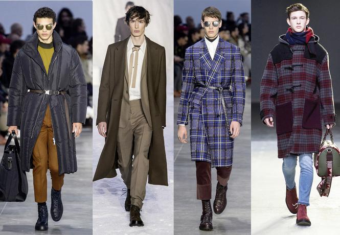 Как и с чем носить пальто в межсезонье