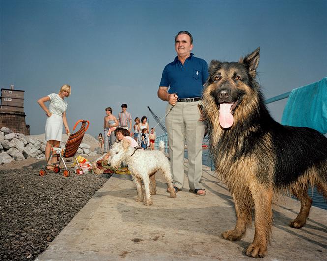 Фото №28 - Обычный туристический ад: фотографии английского курорта в 80-е