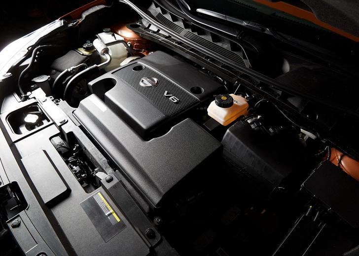 Фото №2 - Nissan Murano: без компромиссов