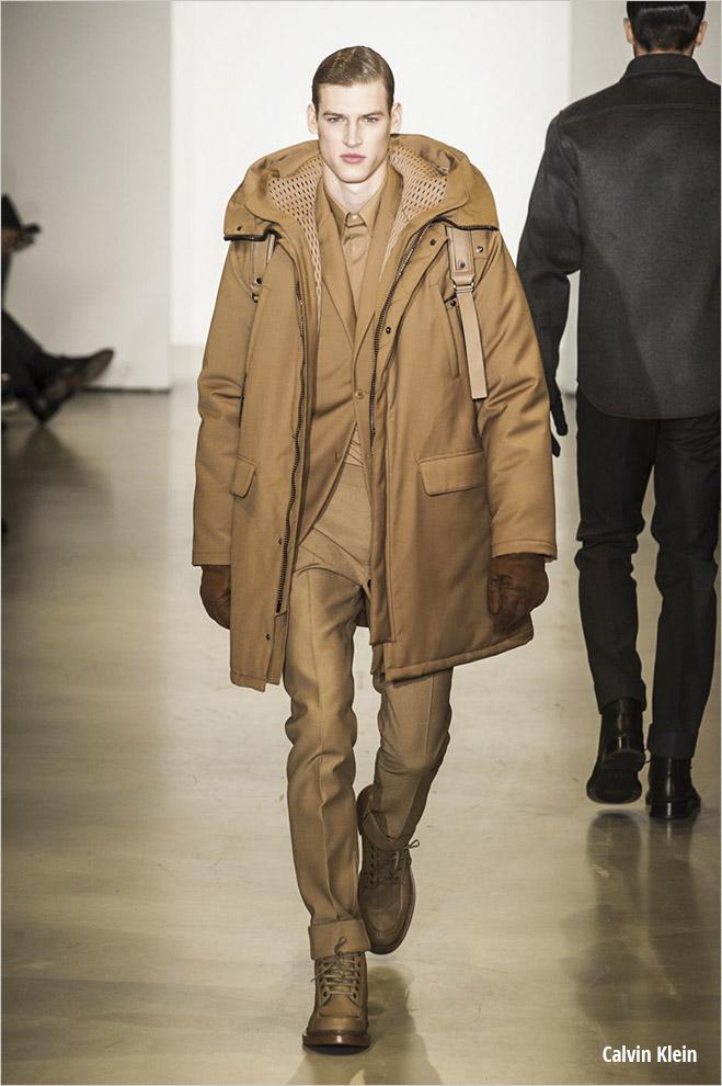 Вещь месяца: пуховик. Calvin Klein