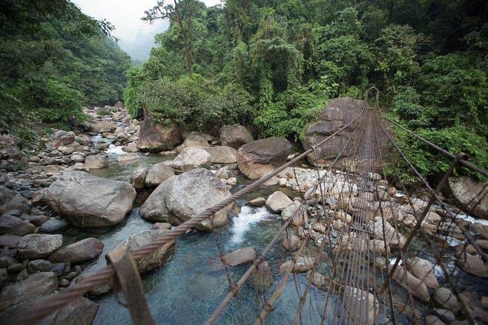 Фото №15 - Из Ассама в Черапунджи через Манипур, или Все дороги ведут в дождь