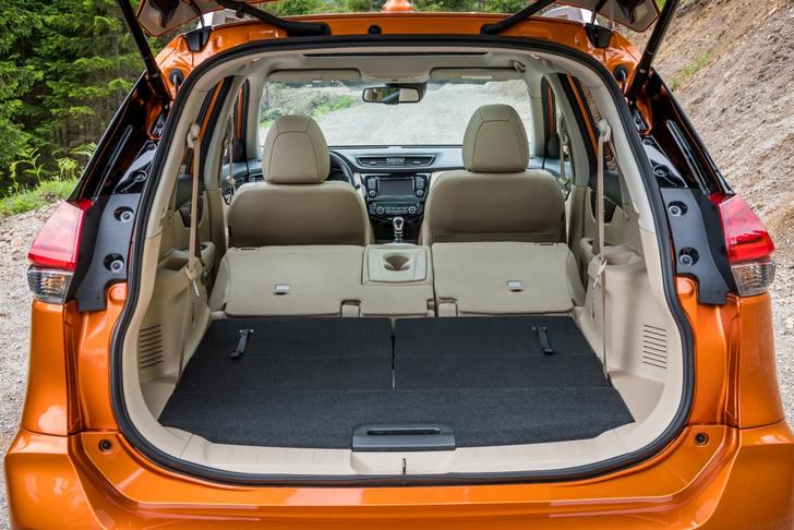 Фото №4 - Главные фишки обновленного Nissan X-Trail