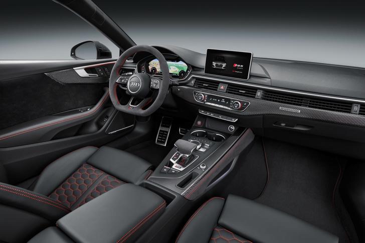 Фото №8 - Отвечаем на главные вопросы об Audi RS 5 Coupe