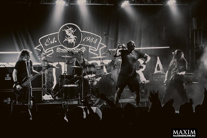 Фото №10 - Беспредел риска. Неожиданно зловещий концерт металистов всколыхнул московский клуб