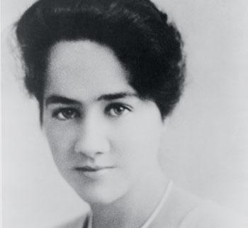 Анна Линдберг, жена летчика