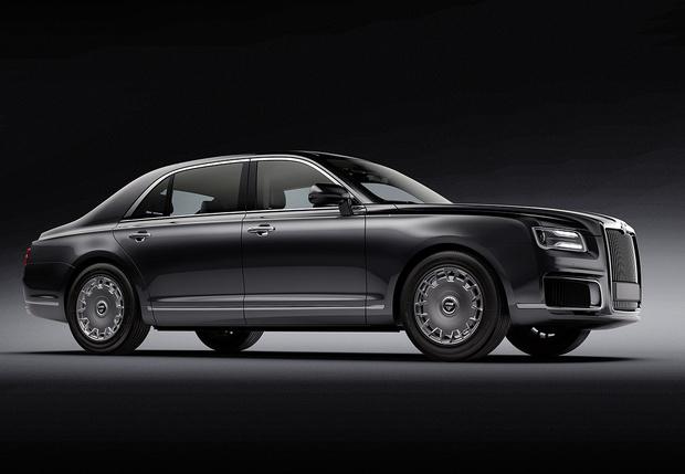 Фото №1 - Лимузинище: Россия снова выпускает собственный представительский автомобиль