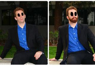 С бородой или без? Парень провел эксперимент в «Тиндере» и выяснил, что больше нравится девушкам