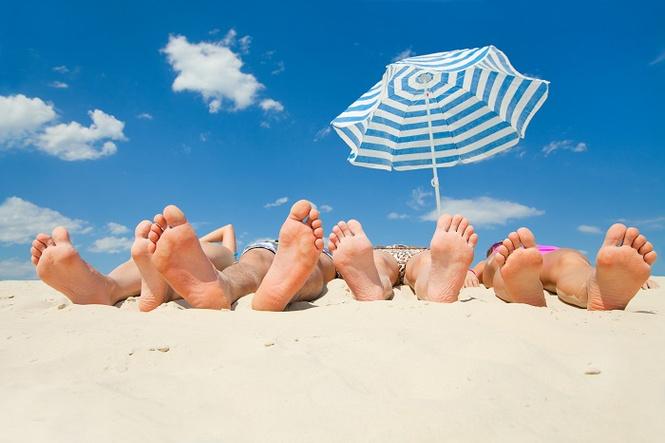Пляжные знакомства и прочие неприятности