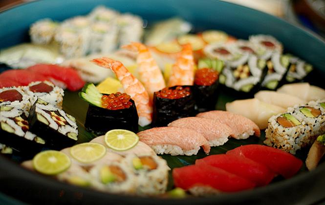 Как понять, свежие ли суши