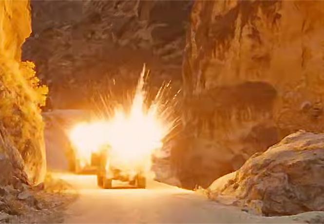 Фото №1 - Афганская война в трейлере фильма Павла Лунгина «Братство»