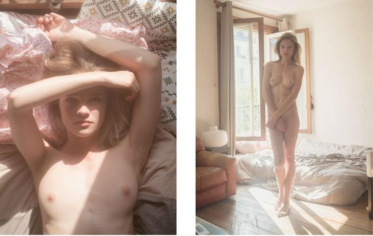 Фото №10 - Французский эротический журнал опубликовал две съемки, мимо которых мы не смогли пройти