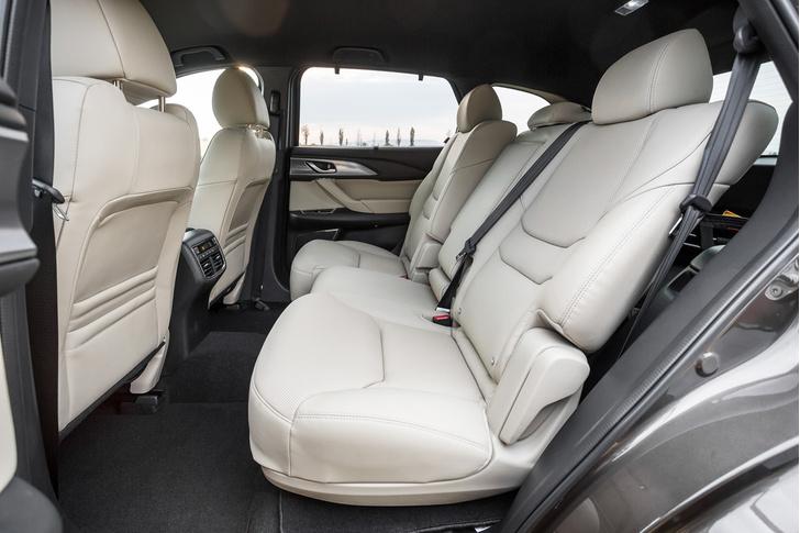 Фото №9 - Mazda CX-9 и полные легкие легкости