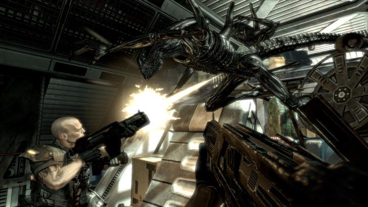 Фото №9 - Дрожь в коленках: почему 10 самых страшных игр про Чужого — ничто по сравнению с новой Alien: Isolation
