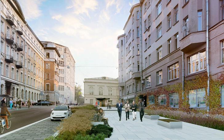 Фото №2 - Ремонт московских улиц прорекламировали Аарон Пол, Винни Джонс и другие звезды