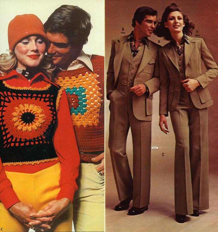 Фото №2 - Парные костюмы — худшее, что когда-либо было в моде