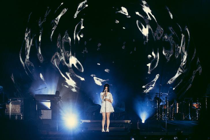 Фото №20 - Что творилось на недавних концертах Red Hot Chili Peppers, Ланы Дель Рей, «Сплина» и других рокеров