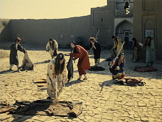 Фото №2 - 9 фактов о фильме «Белое солнце пустыни»