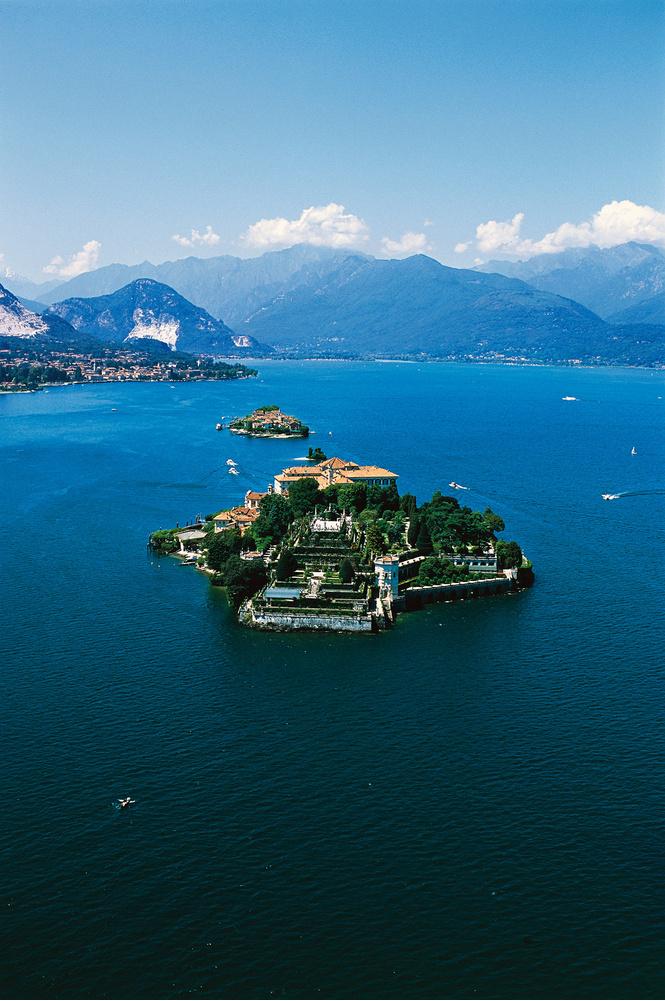 Идея для отпуска от Стендаля: Изола-Белла, Италия