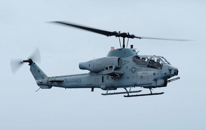 AH-1W / AH-1Z Super Cobra, США