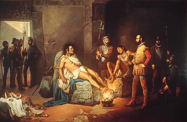 Смерть Котреса