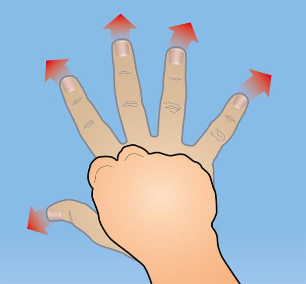Фото №2 - Как натренировать руки, прилагая минимум усилий