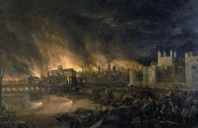 Фото №3 - 8 великих пожаров и их неожиданные последствия